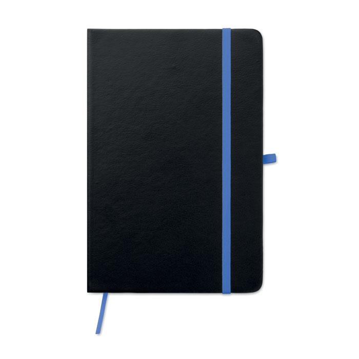Cuaderno con tapa de PU láser LASER NOTE