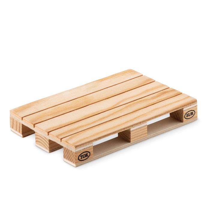 Posavasos madera pallet PALY