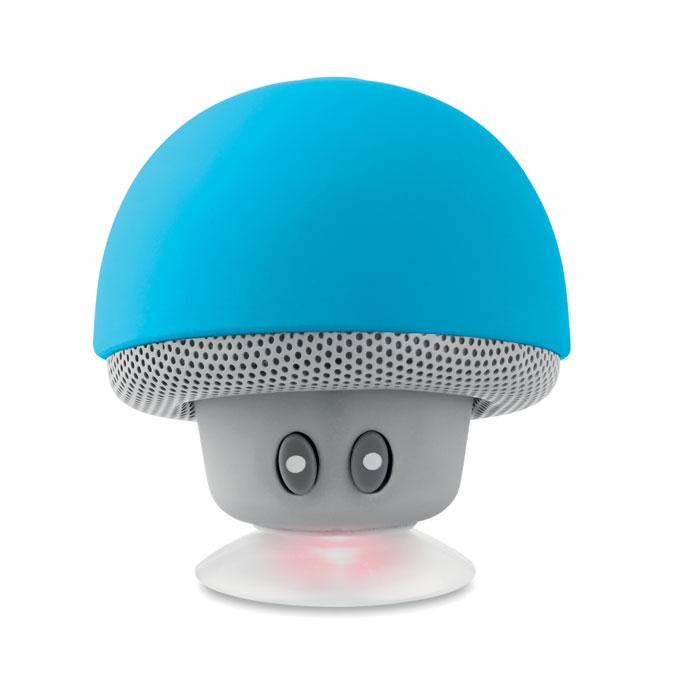 Altavoz Bluetooth 3W ventosa MUSHROOM