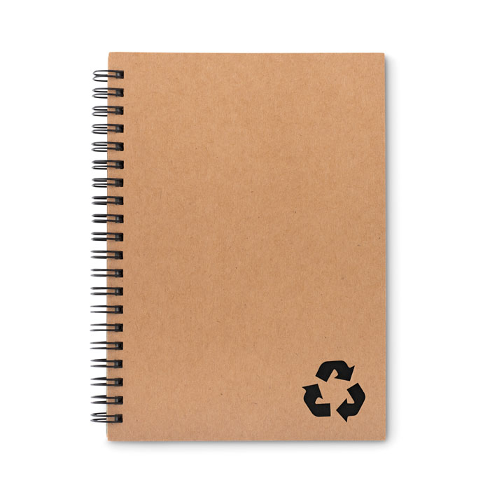 Cuaderno de anillas 70 hojas STONEBOOK