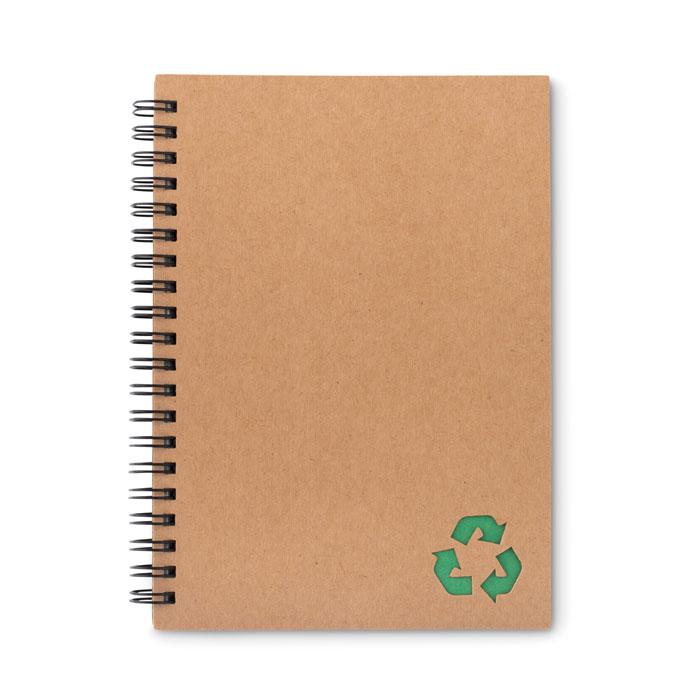 Cuaderno de anillas 70 hojas PIEDRA