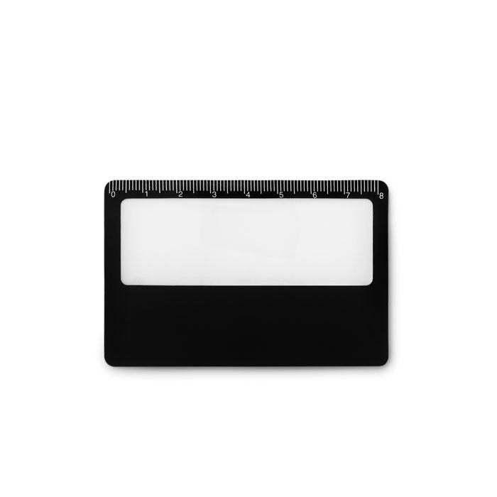 Lupa PVC tipo tarjeta LUPA