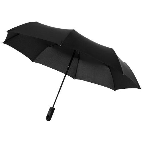 Paraguas de apertura y cierre automáticos 3 secciones 21,5