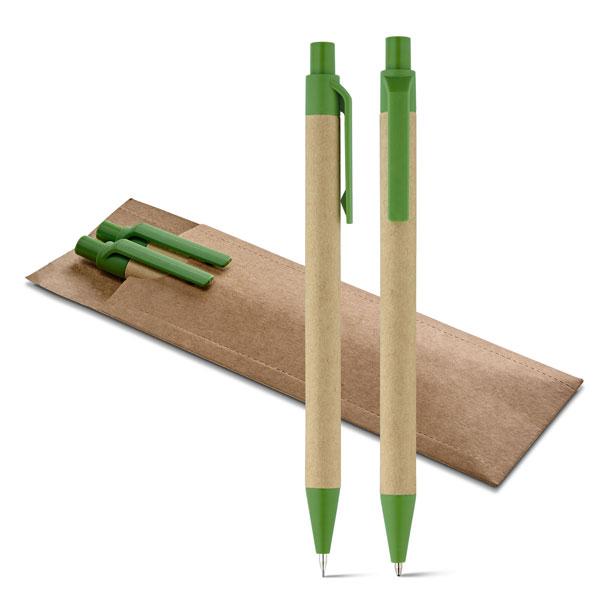 LEAF. Set de bolígrafo y portaminas.
