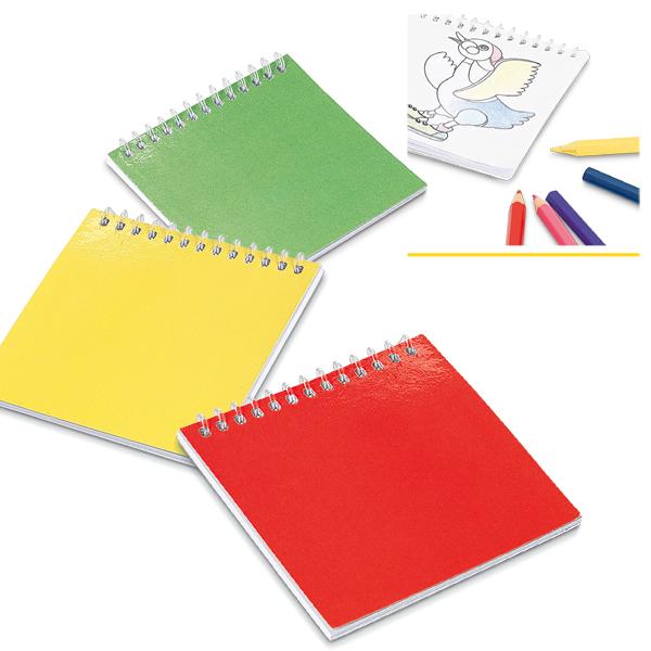 Cuaderno para colorear.