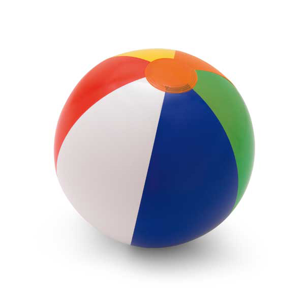Balón hinchable. colores