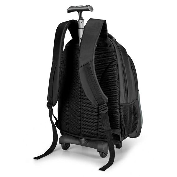 Trolley mochila para ordenador.