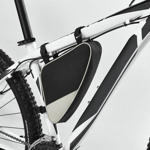 Bolsa para bicicleta.