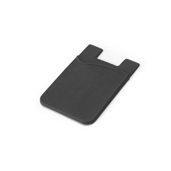 Porta tarjetas para smartphone.