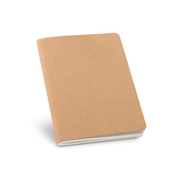 Bloc de notas. Cartón reciclado