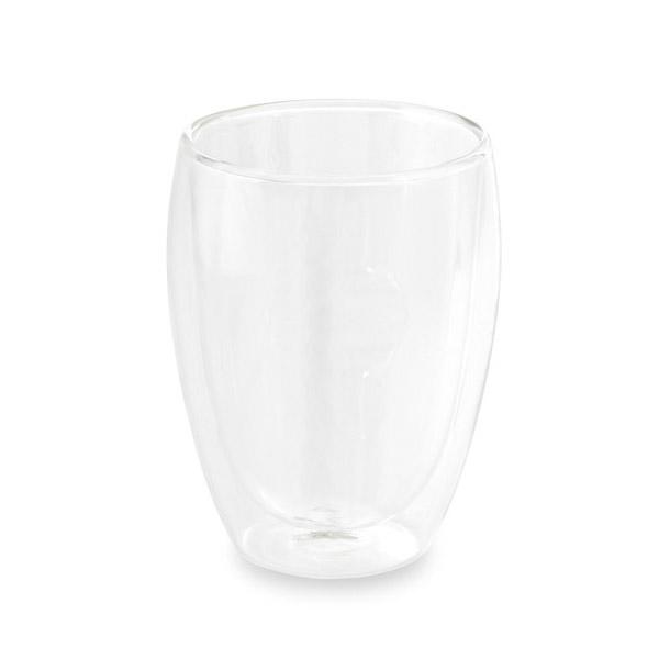Conjunto de 2 vasos.