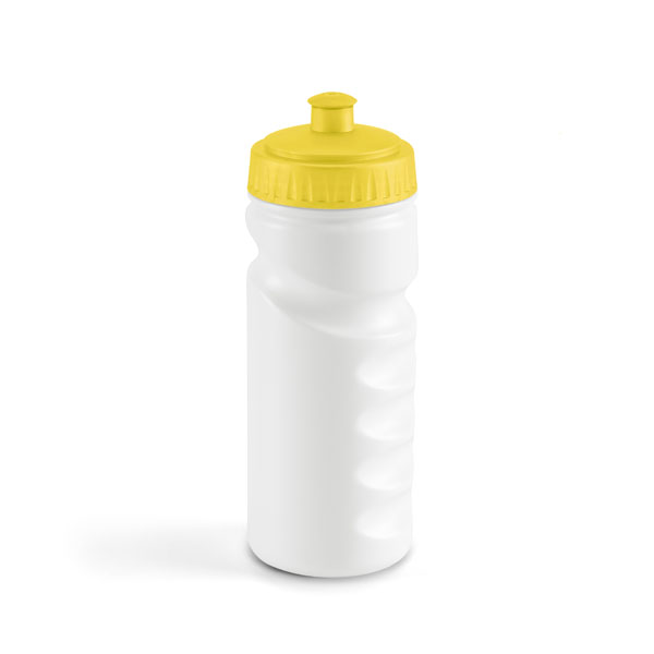 Botella de deporte.