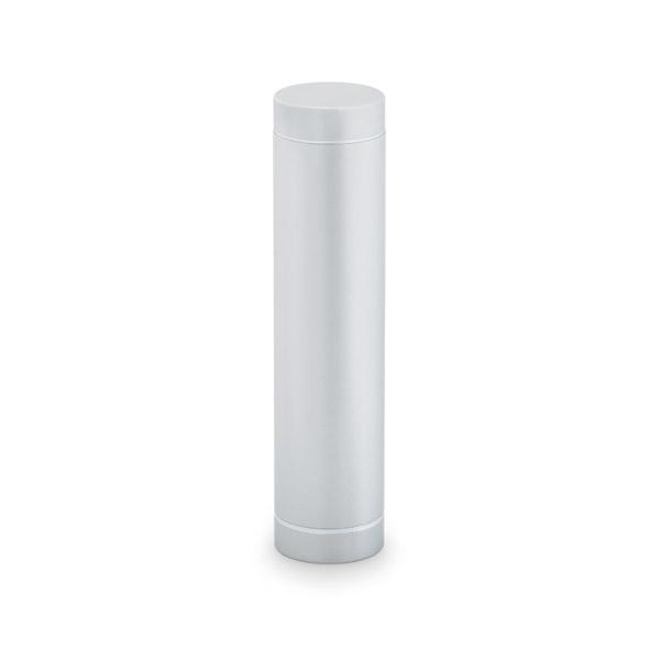 Batería portátil. Aluminio. Capacidad: 2.200 mAh