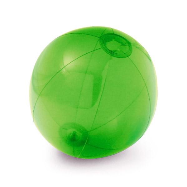 Balón hinchable. PVC translúcido.