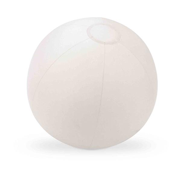 Balón hinchable. PVC frost translúcido.