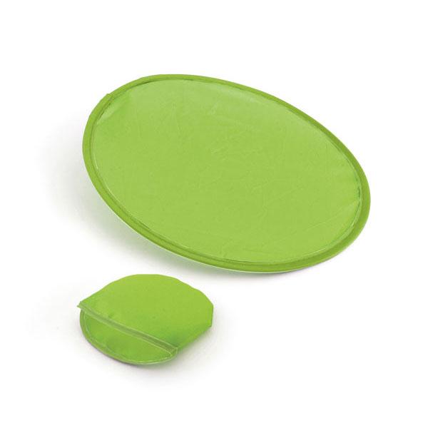 Frisbee plegable.