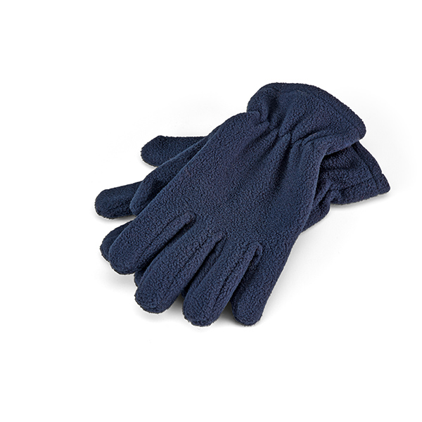 Guantes.
