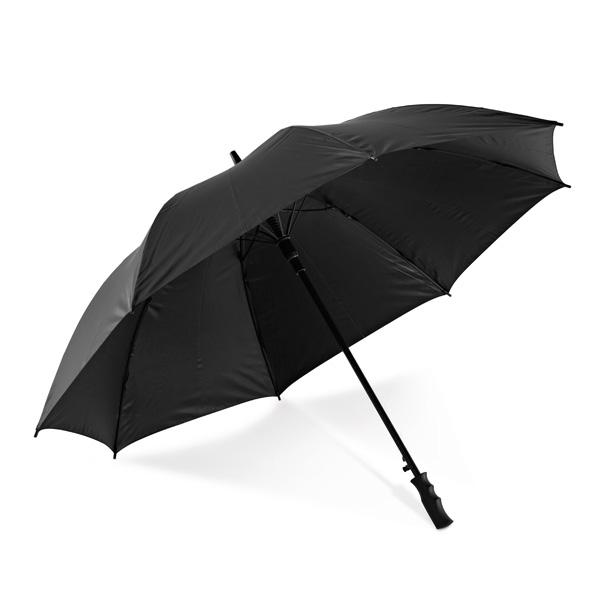 Paraguas de golf. Apertura automática