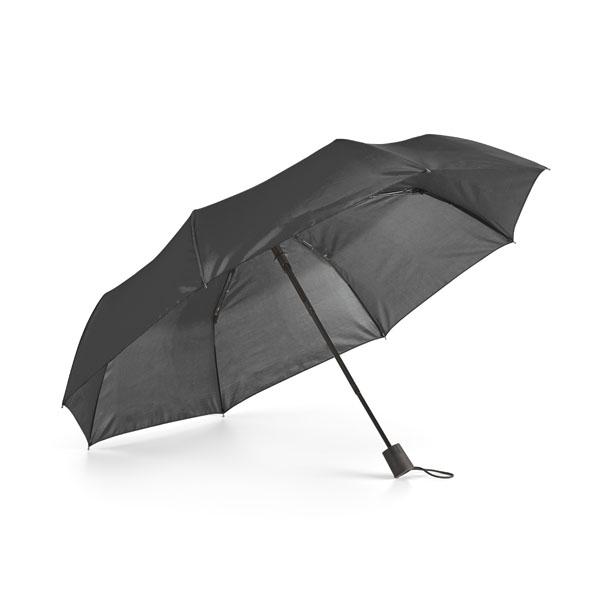 Paraguas plegable. Apertura automática.