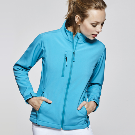 Veste Soft Shell NEBRASKA WOMAN