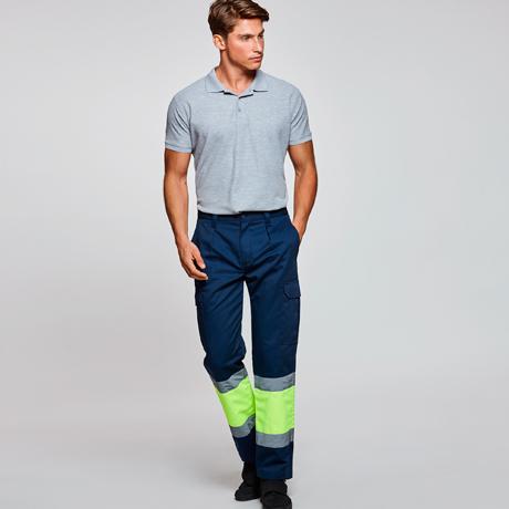 Pantalón de trabajo reflectantes
