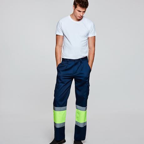 Pantalones alta visibilidad