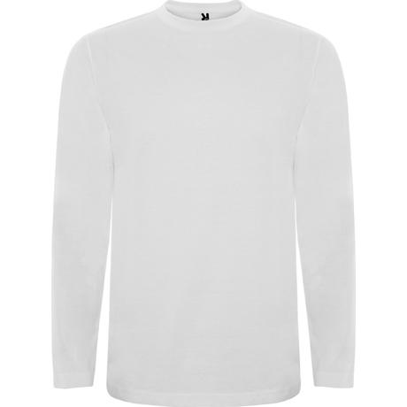 Camiseta de manga larga EXTREME. Blanco