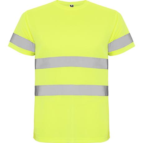Camiseta Alta visibilidad amarilla
