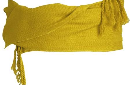 Faja Regional Algodón con Flecos 12x240 cm