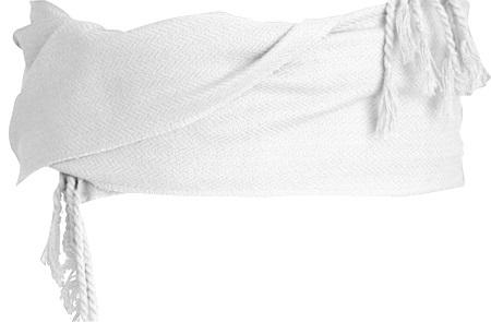 Faja Regional Algodón con Flecos 24x300 cm