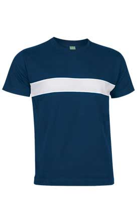 Camiseta unisex m/corta adulto BLUES