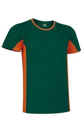 Camiseta unisex m/corta adulto BOMBAY