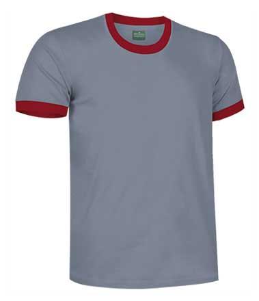 Camiseta unisex m/corta adulto COMBI