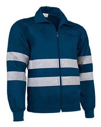 chaqueta de trabajo reflectante