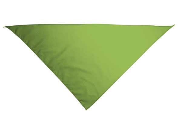 Pañuelo Popelín Triangular Gala 57x80