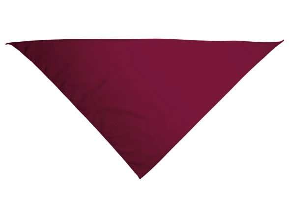 Pañuelo Popelín Triangular Gala 70x100