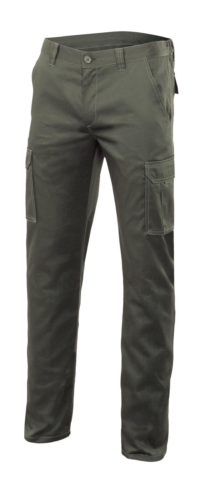 Pantalón multibolsillos económico VEL103002S3