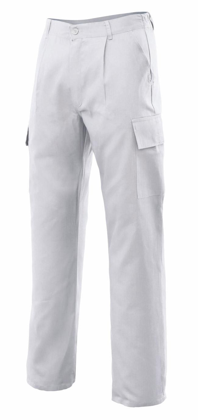 Pantalones de trabajo multibolsillos VEL316017