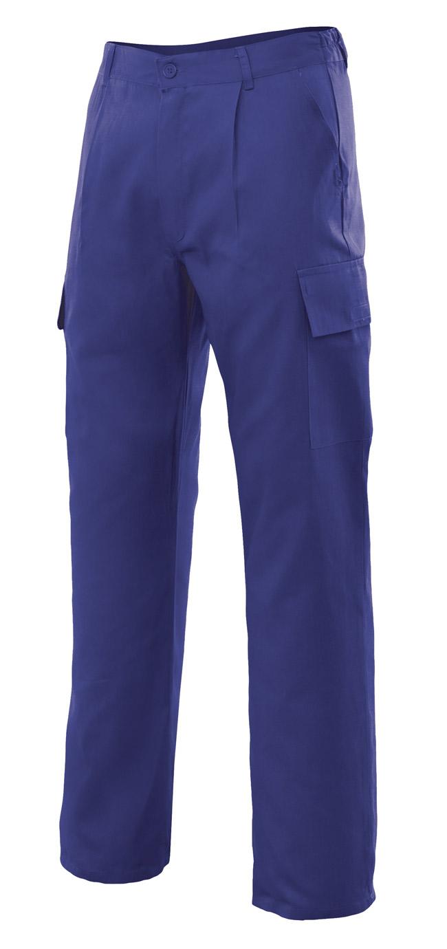 Pantalones de trabajo multibolsillos