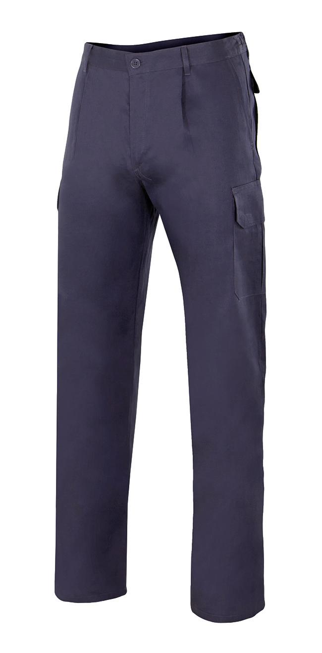 Pantalón Velilla Multibolsillos de Algodón