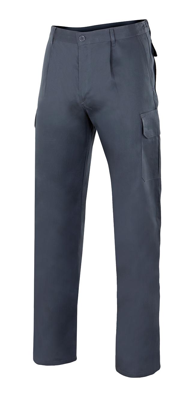 Pantalones de trabajo con bolsillos VEL3438