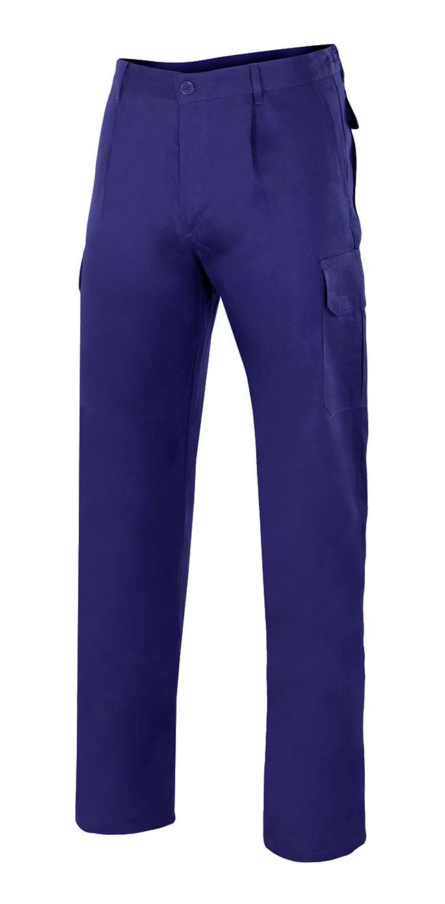 Pantalones de trabajo con bolsillos