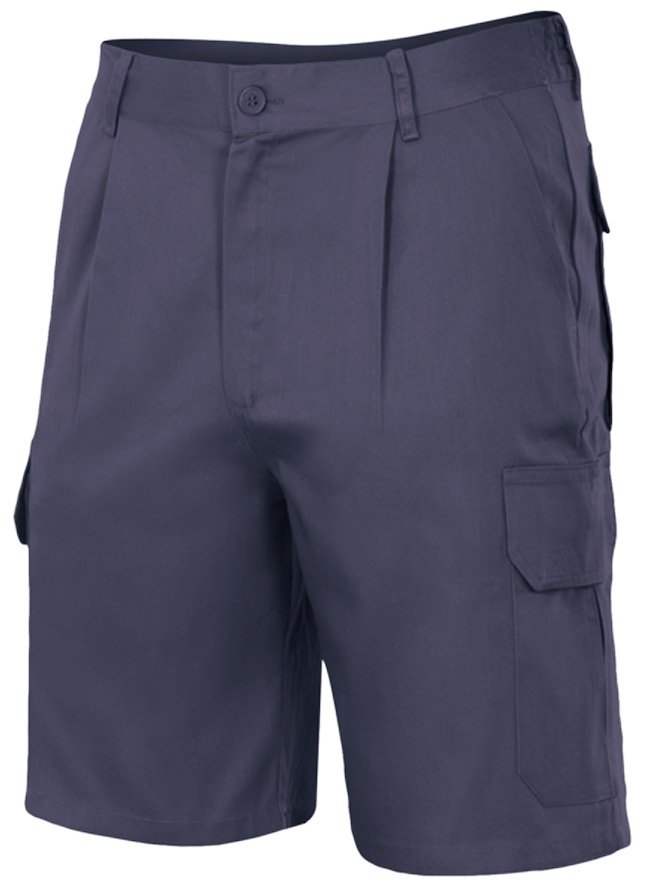 Pantalones de trabajo cortos Multibolsillos VEL3441