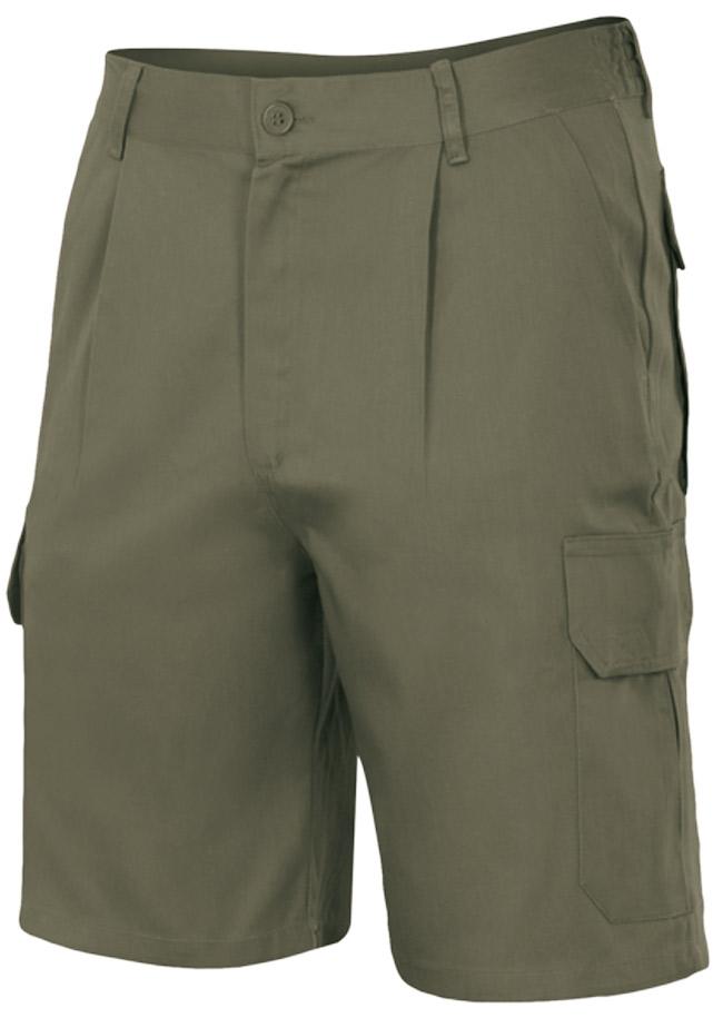 Pantalones de trabajo cortos Multibolsillos VEL3443