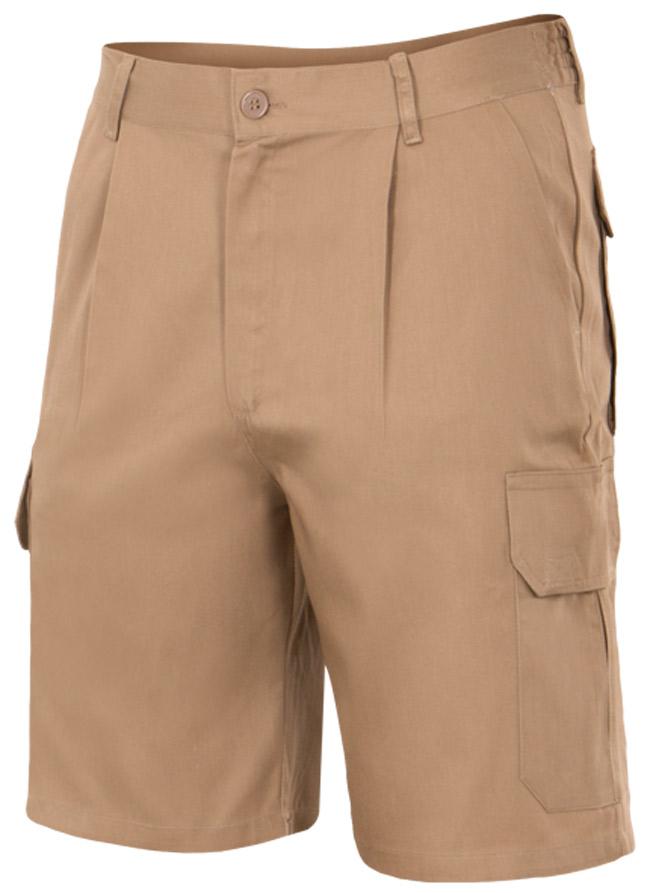 Pantalones de trabajo cortos Multibolsillos VEL3446