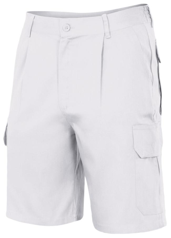 Pantalones de trabajo cortos Multibolsillos VEL3447