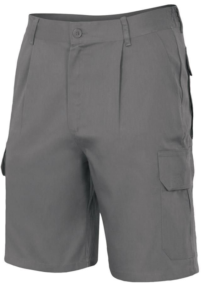Pantalones de trabajo cortos Multibolsillos VEL3448