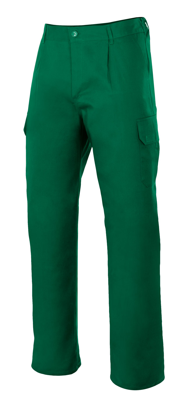 Pantalón Multibolsillos Básico Velilla