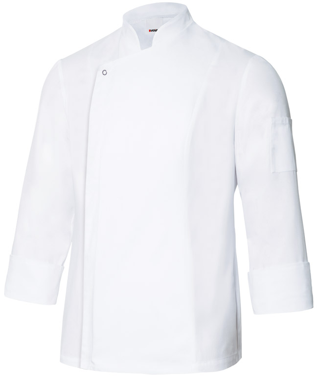 Chaquetilla blanca cocina