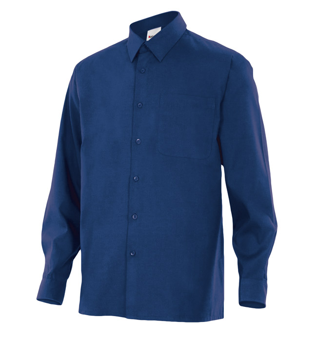 Camisa de trabajo manga larga VEL5291